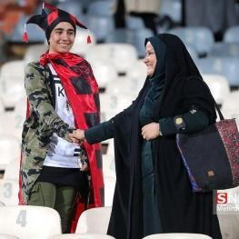 تصویر روز: در حاشیه یازی تیم ملی ایران و بولیوی