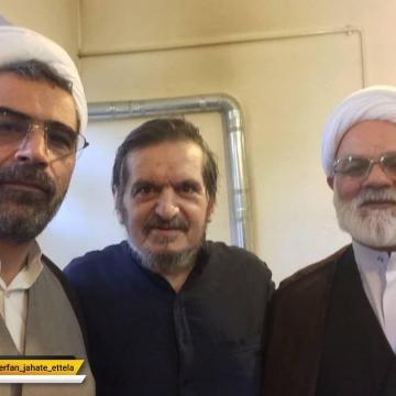 تازه ترین تصویر و خبر از نوه ارشد امام خمینی(ره)