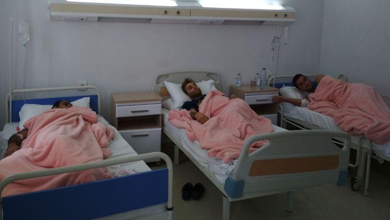 کارکنان کشتی باری ایرانی مسموم و سه تن از آنها جان باختند