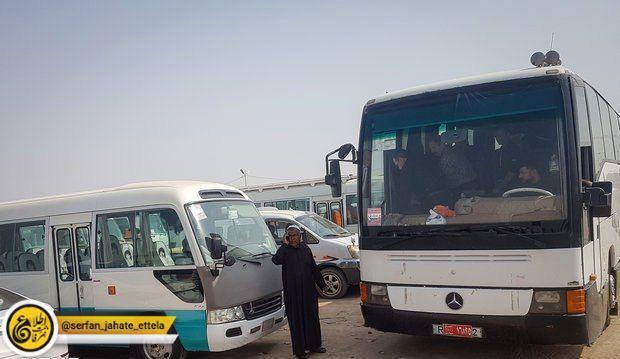 دریافت ۴۲ میلیون تومان وثیقه برای ورود خودروهای زائران به عراق