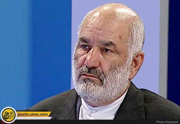 کامران (نماینده مجلس) در بیان سوال خود از اردکانیان (وزیر نیرو): حکومت نمیتواند حقآبه را بفروشد