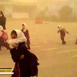 ۱۴۷۲ نفر در خوزستان با عارضه تنفسی راهی بیمارستان شدند