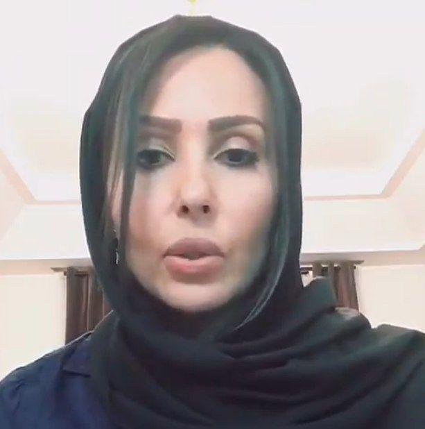 پلیس امنیت تهران ممنوعیت الفعالیت شدن پرستو صالحی را تکذیب کرد
