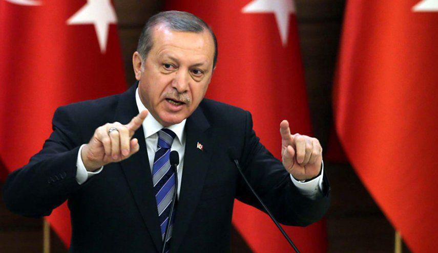 رجب طیب اردوغان، رئیس جمهور ترکیه در اظهاراتی در آنکارا: