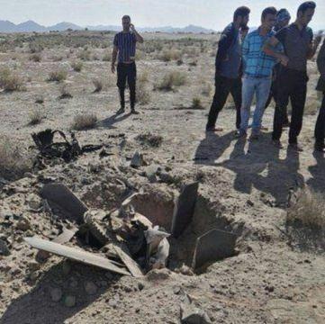 اصابت راکت آموزشی به زمین در تمرینات یکی از یگانهای سپاه در بجستان