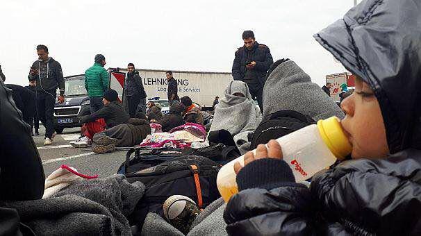 صدها پناهجوی ایرانی که در ماههای اخیر در اردوگاههای پناهجویان صربستان حضور داشتند