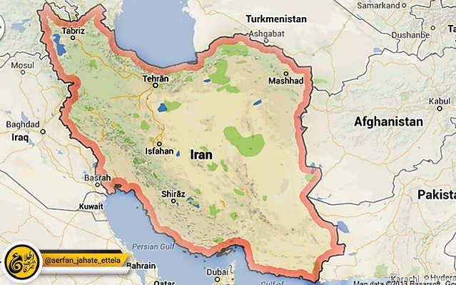 گوگل مپ ایرانی در آینده نزدیک می آید