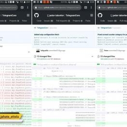 نسخهی بعدی تلگرام وب از تماس (CALL) نیز پشتیبانی خواهد کرد