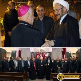 دیدار یونسی، دستیار رئیس جمهور با رهبران اقلیت های مذهبی در ارومیه