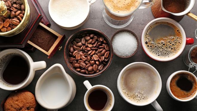 انواع و اقسام قهوه را بشناسید