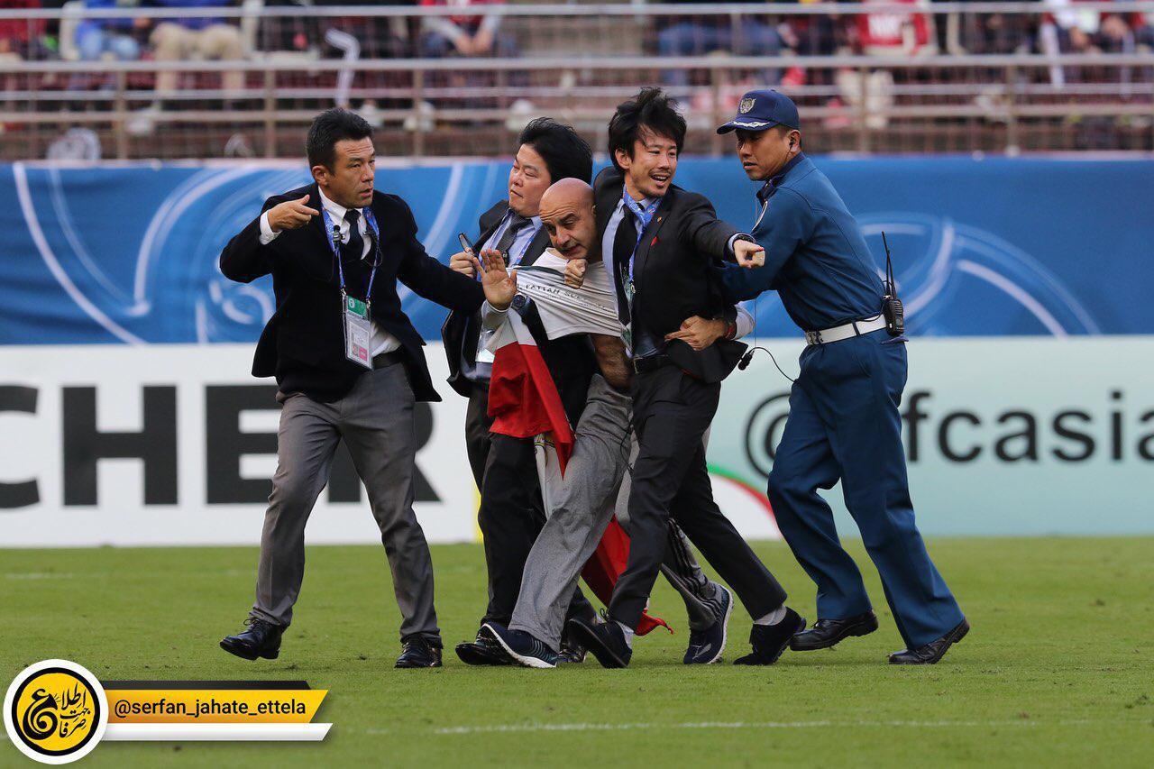 حرکت سیاسی جیمی جامپ دیدار رفت لیگ قهرمانان آسیا می تواند قهرمانی تیم کاشیما آنتلرز را از بین ببرد.