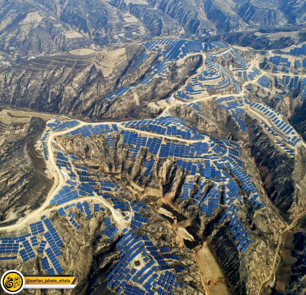 تصویر روز: روستای هائوجیپینگ در چین
