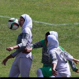 فوتبال زنان ایران به عنوان صدرنشین راهی دور بعد شد