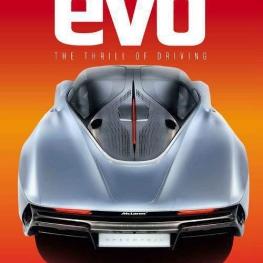 جدیدترین شماره از مجله مشهور #اتومبیل Evo
