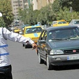 جریمه ۵۰ هزارتومانی خودروهای فاقد معاینه فنی از روز شنبه
