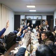 در اولین جلسه رسمی دور سوم شورای عالی سیاست گذاری اصلاح طلبان عارف، رئیس شورای عالی سیاست گذاری اصلاح طلبان شد