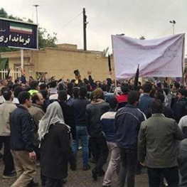 استاندار خوزستان: چهارنفر در جریان اعتراضات هفتتپه بازداشت شدند