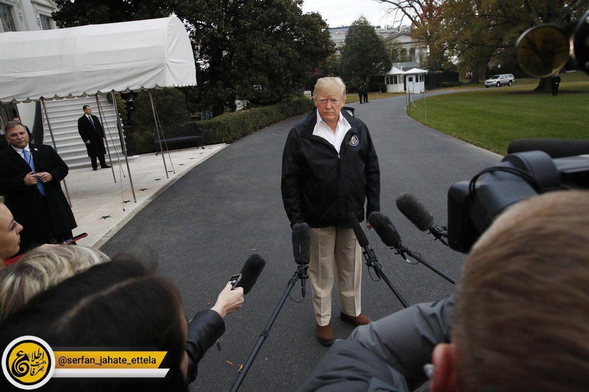 ترامپ در مصاحبه با فاکس نیوز: دوست ندارم فایل صوتی عذابآور قتل خاشقچی را بشنوم.