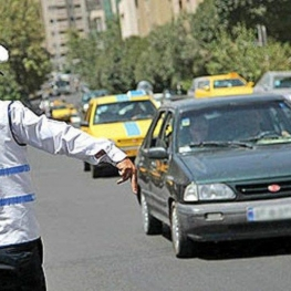 مهلت یک هفتهای پلیس به رانندگان برای دریافت معاینه فنی معتبر