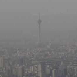 تهران، دوازدهمین شهر آلوده جهان