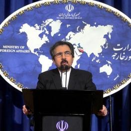 سخنگوی وزارت خارجه:ظریف با قوت تمام به انجام وظایفش مشغول است
