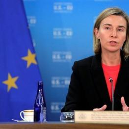 موگرینی: نمیتوانیم برای راهاندازی کانال مالی با ایران تاریخ مشخص کنیم