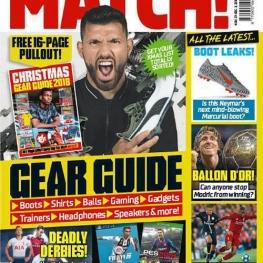 جدیدترین شماره ازمجله مشهور #ورزشی  Match