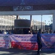 ماجرای اعتراض کارگران گروه ملی فولاد از زبان مدیرعامل بانک ملی