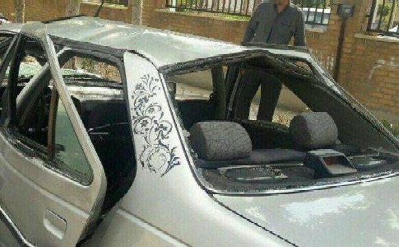 انفجار در چابهار/بمب در داخل خودرو جاگذاری شده بود