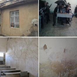پلمب مدارس ناایمن در سیستان و بلوچستان
