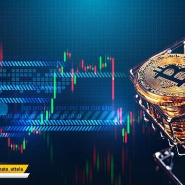 قیمت بیت کوین به ۳۴۰۰ دلار سقوط کرد/ تداوم روند نزولی رمزنگارها