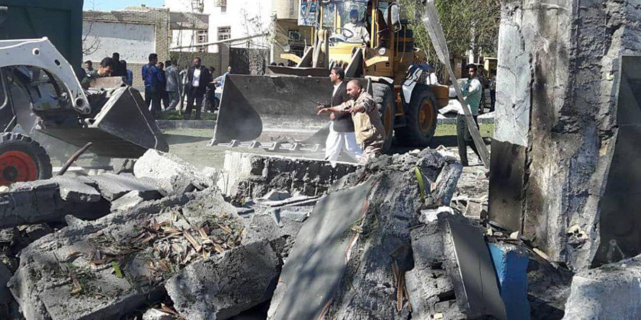 اسامی شهدای حادثه تروریستی چابهار اعلام شد