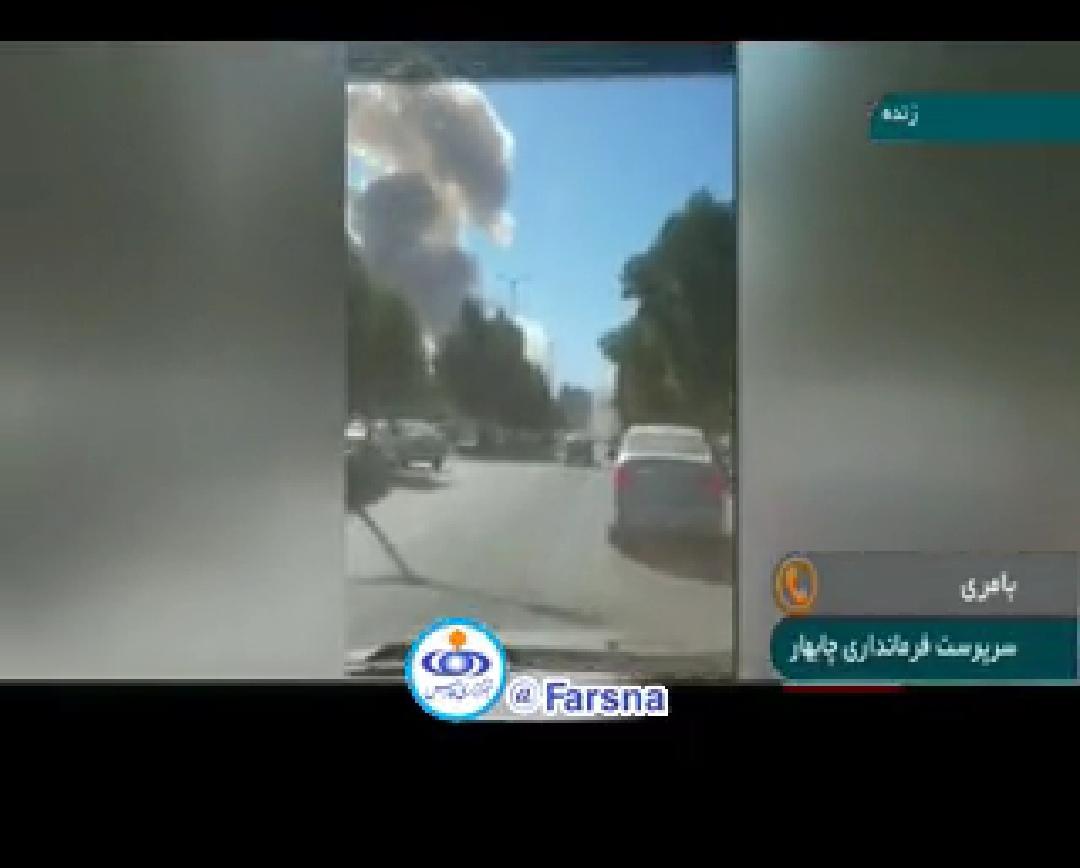 جزئیات حادثه تروریستی چابهار