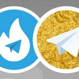 «هاتگرام» و «تلگرام طلایی» هرگز فیلتر نخواهند شد