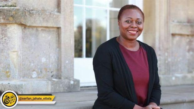 اولین زن سیاهپوست که توانست در بریتانیا پرفسور تاریخ شود