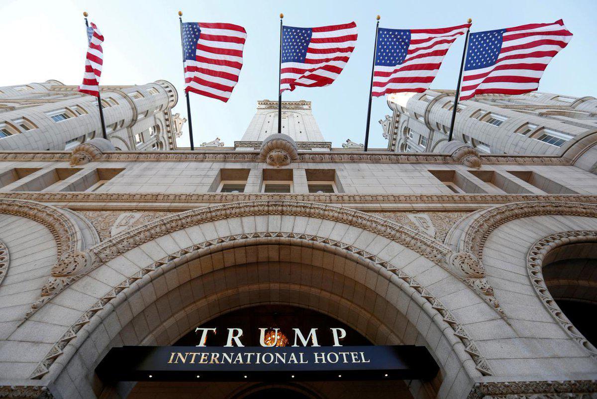رشوه سعودیها به رئیسجمهور آمریکا؛ رزرو ۵۰۰ شب اقامت در هتل ترامپ