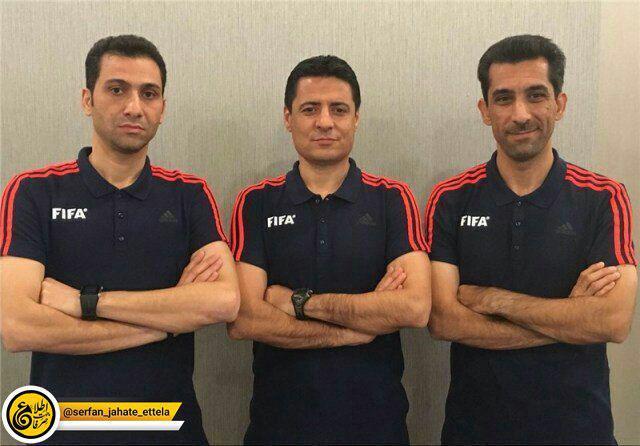علیرضا فغانی، رضا سخندان و محمدرضا منصوری دعوت شدند تا دیدار فینال سوزوکی کاپ آسیا ۲۰۱۸ را قضاوت کنند.