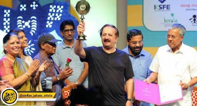 مجید مجیدی که به عنوان رئیس هیات داوران جشنواره «کرالا» در هند حضور دارد،