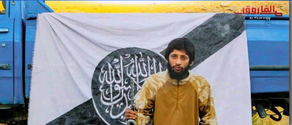 گروهک انصار الفرقان تصویر 'عبدالله عزیزی' مهاجم تروریستی انفجار چابهار را منتشر کرد