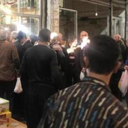 گزارش ایرنا از صف خرید پسته ۲۰۰ هزار تومانی در بازار تهران!