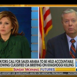سناتور آمریکایی: اگر ما نبودیم، سعودیها ظرف یک هفته فارسی صحبت میکردند