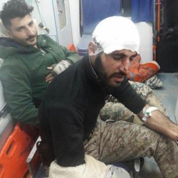 شکارچیان متخلف، ۲ محیطبان و یک سرباز همیار محیطزیست طالقان را با سلاح سرد مجروح کردند