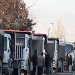 محاسبه کرایه کامیون با شیوه جدید و نرخ شاخص مبنا برای هر تن – کیلومتر ۱۰۳۳ ریال تعیین شد