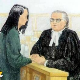 مدیر مالی هواوی با قرار وثیقه ۷.۵ میلیون دلاری بهصورت مشروط آزاد شد