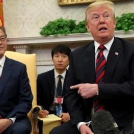 هواپیمای رئیس جمهوری کره جنوبی وارد فهرست سیاه ترامپ شد
