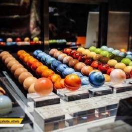 زیباترین شکلات های جهان