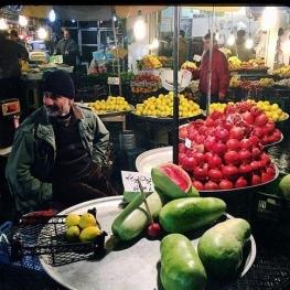 انار و هندوانه شب یلدا را چند بخریم