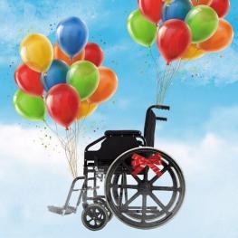 ۳ هزار ویلچر اهدایی رهبر معظم انقلاب به معلولان تقدیم شد