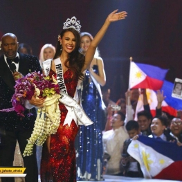 مسابقات دختر شایسته زمین (Miss Universe 2018) شب گذشته در تایلند برگزار شد