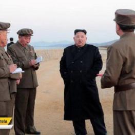 کره شمالی با انتشار بیانیهای به تحریمهای جدید آمریکا علیه سه تن از مقامات ارشد این کشور واکنش نشان داده است